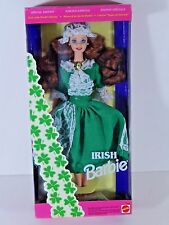 NIB BARBIE DOLL 1994 IRISH IRELAND DOLLS OF THE WORLD