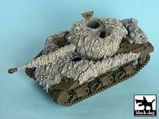 Black Dog 1/48 British Firefly Tank Hessian Tape Camo Net (Tamiya 32532) T48046