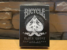 Bicycle Black Ghost V1 by Ellusionist