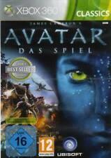 XBOX 360 Avatar James Cameron TEDESCO NUOVO