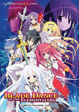 Blade Dance of the Elementalers: Complete Collection (DVD, 2016, 3-Disc Set)