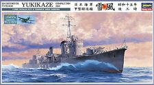 Hasegawa 1/350 40063 IJN Destroyer Yukikaze