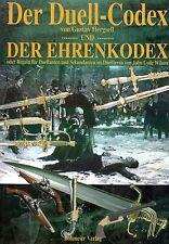 DER DUELL-CODEX und DER EHRENKODEX - John Lyde Wilson BUCH - NEU