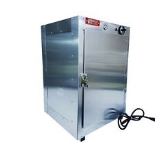 HeatMax 16x16x24 Commercial Hot Box Food Warmer Pizza Pastry Patty Heated Case