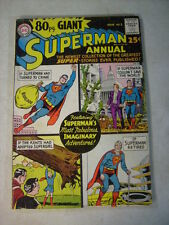 80 PAGE GIANT #1 SUPERMAN, 1964, LUTHOR, EIGHTY PAGE, SUPERGIRL!!!