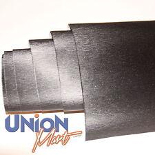 Brushed Aluminium / Steel Vinyl Wrap Film Assorted Colours Premuim Grade 75CM