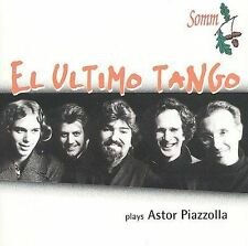 Ultimo Tango Plays Astor Piazzolla, New Music