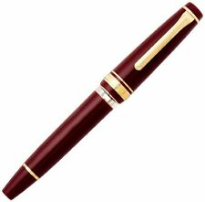 NEW SAILOR 11-3926-432 Fountain Pen Professional Gear Realo Maroon Medium Japan