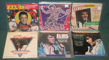 Elvis Presley Collection Lot (6) RCA 45's W/ Sleeves NM Late 70's
