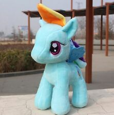 My Little Pony Horse Figures Stuffed Soft Teddy Plush Doll Toy Kid Toy