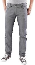 DIESEL IAKOP 0824H TAPERED JEANS W28 L32 100% AUTHENTIC