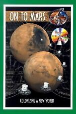 On to Mars: Colonizing a New World with CDROM (Apogee Books Space Seri-ExLibrary