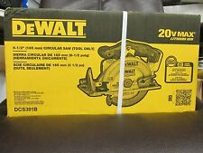 DEWALT 20V Max 6-1/2-in Circular Saw (DCS391B - Bare Tool) - NEW and Un-Opened