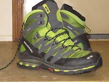 Salomon Cosmic 4D GTX Goretex Hiking Boots Mens US 11½ Green - #3235
