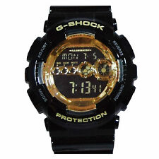 CASIO G-SHOCK SPECIAL EDITION GOLDEN DIGITAL MEN'S WATCH GD-100GB-1DR G340