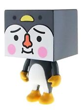 "To-Fo ZOO PENGUIN Figure - Devilrobots 2"" tall Window Box"