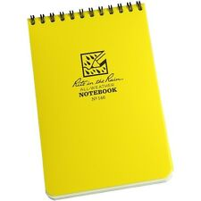 """Rite in the Rain 146 All-Weather Universal Notebook, Yellow, 4"""" x 6"""""""