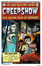 24X36Inch Art CREEPSHOW  Movie Poster Horror Stephen King George Romero P41