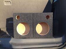 "6.5"" Component Speaker Box Enclosure JL Audio C5-650 Car Speakers Coaxial 6-1/2"""