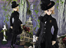 1/3 BJD 80cm IOS Male Doll Clothes Outfit Set with hat #SD-128IOS