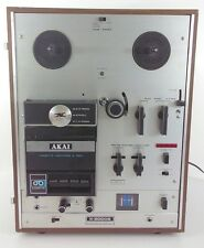 Vintage AKAI X-2000 S cross-field X Heads Reel to Reel R2R Cassette 8 Track