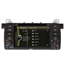 Auto GPS Navigation Radio DVD Stereo for BMW 3 Series E46 316i 318i 320i 325i