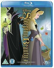 WALT DISNEY,S  SLEEPING BEAUTY  (BLU-RAY  2008) ( BRAND NEW & SEALED )