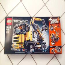 New Sealed LEGO Technic Cherry Picker 8292 crane construction includes motor