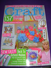 WOMAN'S WEEKLY CRAFT MAGAZINE SEPT 2014 137 CREATIVE IDEAS ALIEN FUN BEACH SIGN
