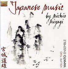 Yamato Ensemble - Vol. 2-Japanese Music By Michio Miyagi [CD New]