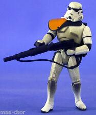 Star Wars Potf Loose Muy Raro Tatooine Sandtrooper C-10+ en perfecto estado.