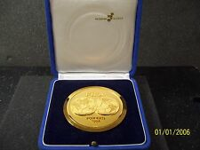 FIFA world cup 100 Anniversary London 1886 Mexcio1986 medal