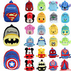 Boy Girl Kids Children Schoolbag Cartoon Small Shoulder Bag Backpack Lunch Bag