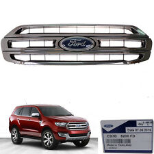 2015 + Ford Everest T6 SUV Front grille Genuine part Original Premium Chrome