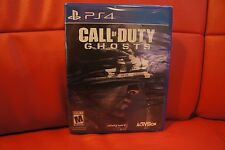 Call of Duty: Ghosts (Sony PlayStation 4, 2013) PS4 NEW!!!!