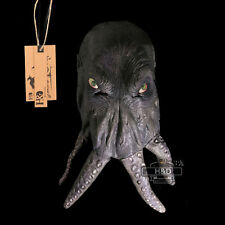 Scary Latex  Strange Squid Legs Halloween Mask Party Costumes Fancy Prop Cosplay