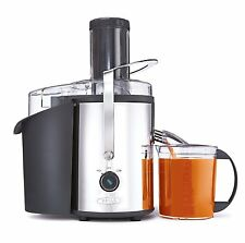 BELLA 13694 High Power Juice Extractor, Stainless Steel (BLA13694) BRAND NEW