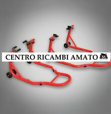 Cavalletto Kit Ant+Post Alzamoto Nuovo Honda Hornet 600 900