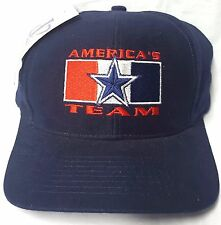 NEW ! NFL Dallas Cowboys American's Team Embroidered  Cap