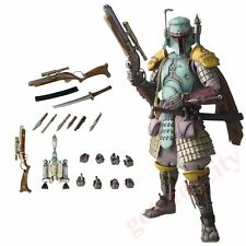 "Star Wars Ronin Samurai Boba Fett Meisho Movie Realization 7""Action Figure Loose"