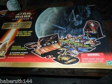 Star Wars Episode 1 Battle for Naboo 3-D Action Board Game Factory Sealed 1999