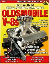 How to Build Max Performance Oldsmobile V-8s by Trovato Bill (2010, Paperback)