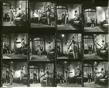 BEVERLY GARLAND LON CHANEY ALLIGATOR PEOPLE 1959 CONTACT SHEET PHOTO ORIGINAL #1
