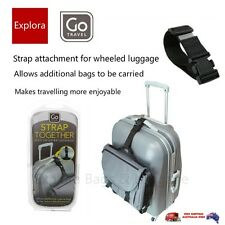 Go Travel  STRAP TOGETHER, Add A Bag, Additional Case or Bag to be Linked