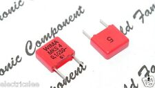 10pcs - WIMA MKS4 0.1uF (0.1µF 100nF) 250V 5% pitch:7.5mm Polyester Capacitor