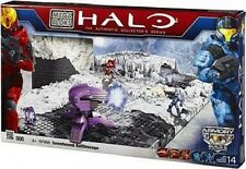 Mega Bloks 97068 Halo Versus – Snowbound Battlescape Buildable Set 100pc