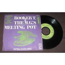 BOOKER T & The M.G.'S - Melting Pot French PS Funk Soul Special DJ 1