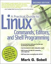 A Practical Guide to Linux Commands, Editors, and Shell Programming (2nd Editio