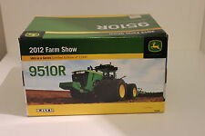 Ertl 1/32 John Deere 9510R 2012 Farm Progress Show Tractor 4wd CE NIB Ltd Ed