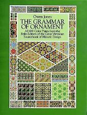 The Grammar of Ornament: All 100 Color Plates from the Folio Edition o-ExLibrary